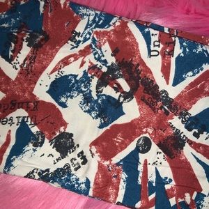 Pants - Printed British UK Flag 🇬🇧 Leggings